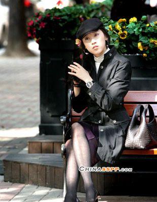韩国街拍 街头形形色色的风衣潮流穿法